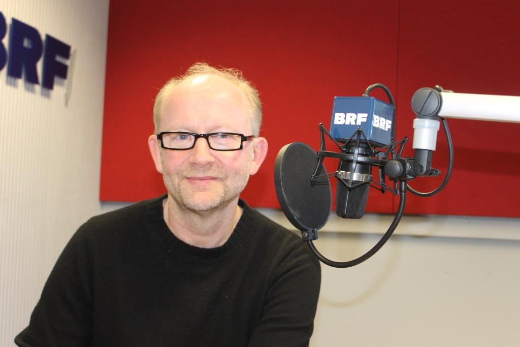 Komponist Und Produzent Dieter Falk Zu Gast Bei Brf2